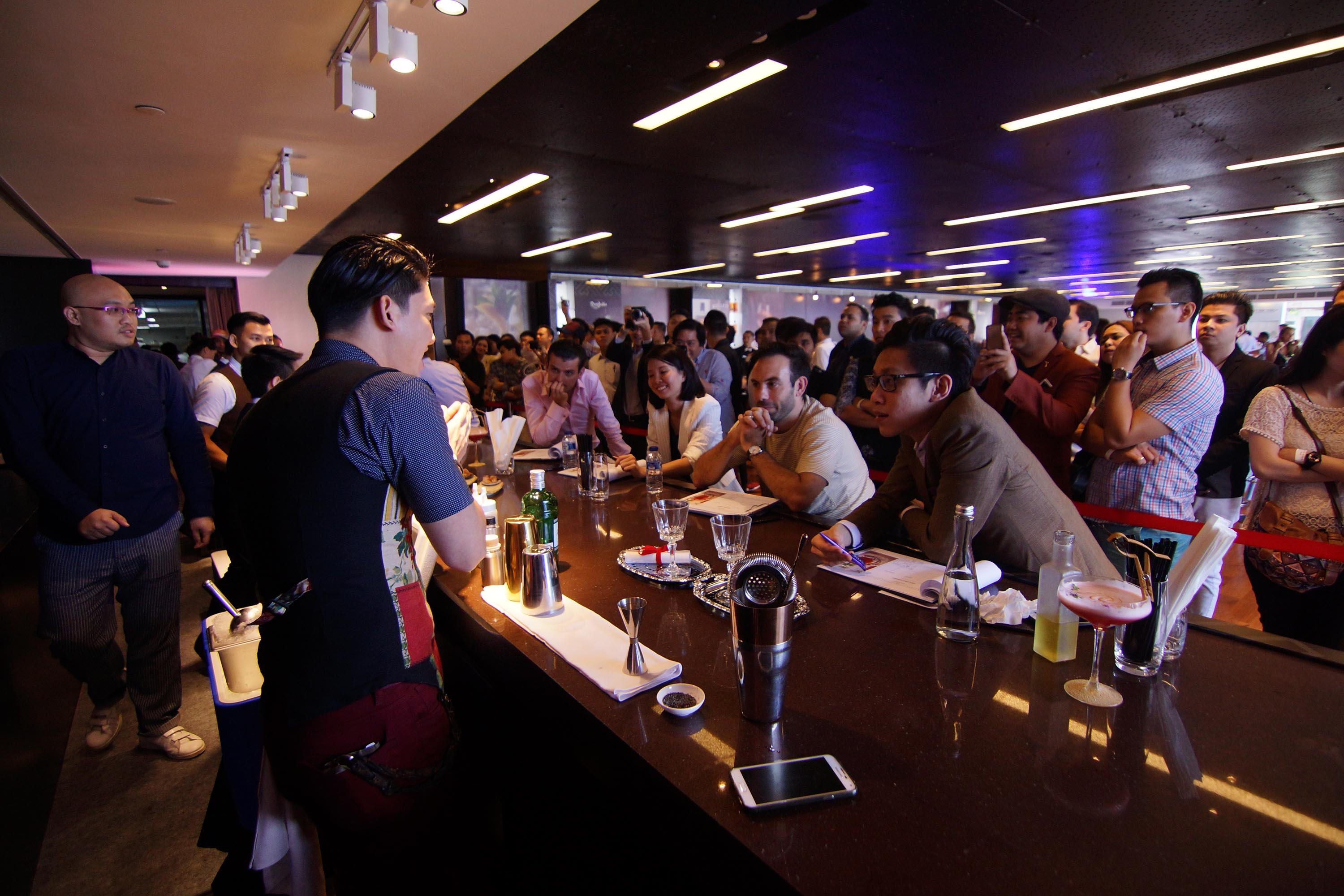 Diageo, the world's premium drinks company, proudly held the highly anticipated South East Asia World Class Finals 2016 in Alila Seminyak Bali