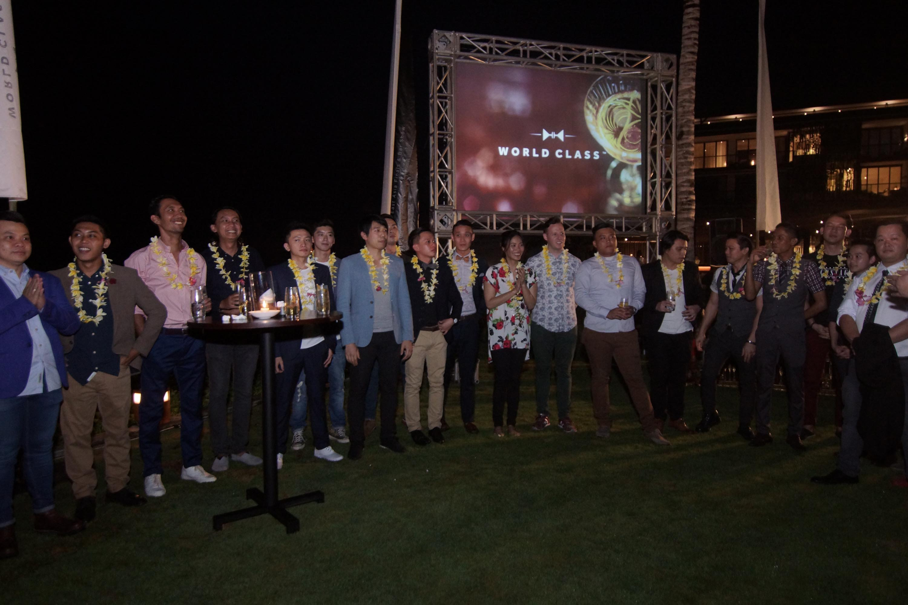 29 of the region's best bartenders from 7 countries to gather for a final shake-off to be crowned South East Asia Bartender of the Year