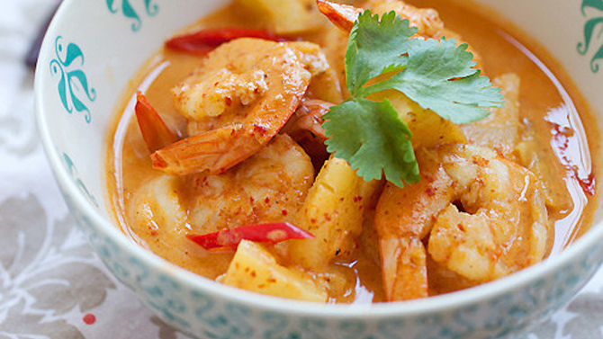Curry-Prawns-from-Indonesia-and-Malaysia