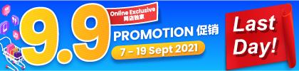 9.9 Promotion