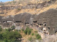 Ajanta Caves - Jalgaon