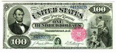 On currency US_$100_1880_United_States_Note.jpg