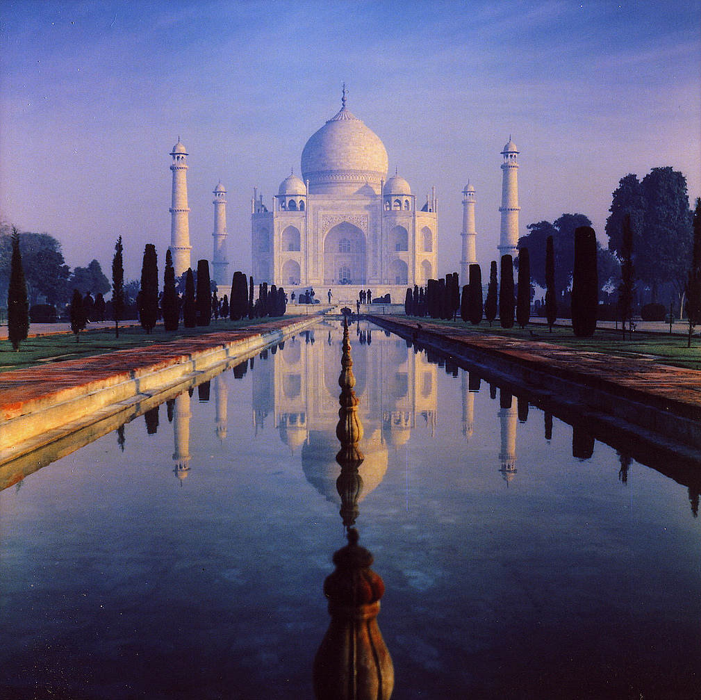The wonder- Taj Mahal