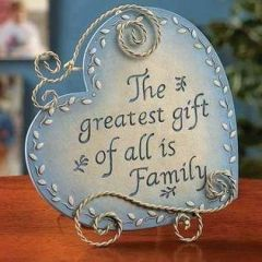 Family   greatest gift