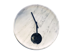 Marble Finish Wall Clock