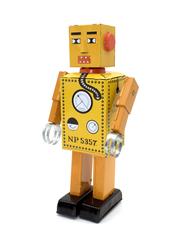 Old-school Tin Toy Lilliput Robot