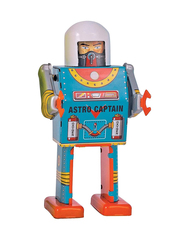 Astro Captain Robot