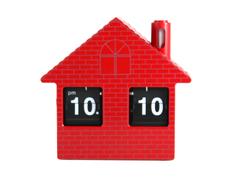 House Flip Clock