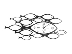 Pictorial Fish Wall Clock