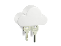 Whimsical Magnetic Cloud Key Holder