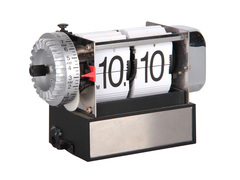 Flip Table Clock