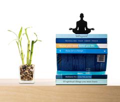 Illusional Levitation Book Stacker