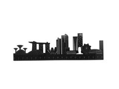 Totally Iconic SG Skyline Ruler