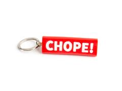 Chope Magnetic Keychain