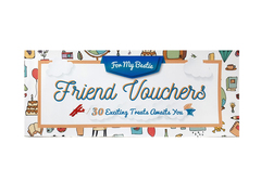 Fun Friendship Vouchers