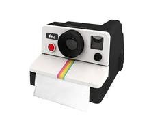 Instant Cam Tissue Dispenser