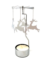 Totally Delightful Candle Carousel