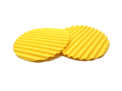 Potato Chip Coasters