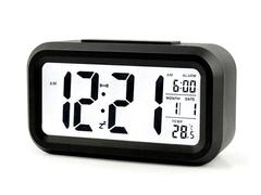 Sensor Clock (Black)