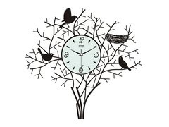 Pictorial Tree Branch Wall Clock