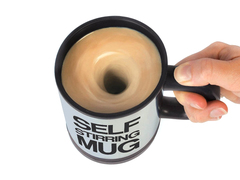 Totally Effortless Self-Stirring Mug