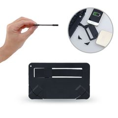 Slim Card USB Universal Charging Cable