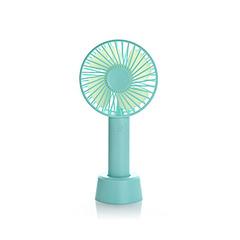 Breezy Handheld Rechargeable Fan