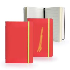 Colour-changing PU Notebook