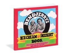 Ben & Jerry's Homemade Ice-cream & Dessert Book