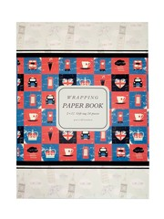 Fanciful Wrapping Paper Book