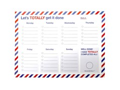 Organised Airmail To-do List