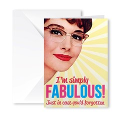 Cheeky Greeting Card (DME-28)