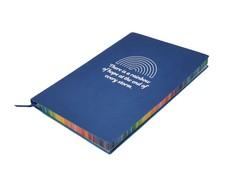 Hopeful Rainbow Jotter Book