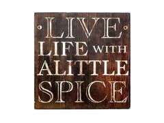 Wall Art (Life, Spice)