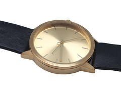 Japan Calf Leather Watch (Gold)