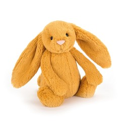 Bashful Saffron Bunny (Medium)