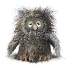 Frizzy Orlando Owl