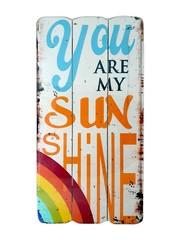 Inspiring Wall Art (Sunshine)