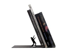 Defensive Man Bookend