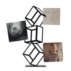 Cubes Photo Tower