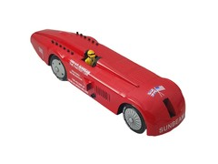 Old-school Tin Toy Sunbeam Racer