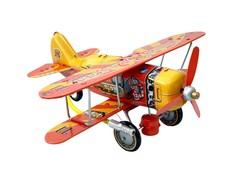 Old-school Forest Ranger Plane