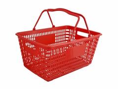 Spacious Shopping Basket
