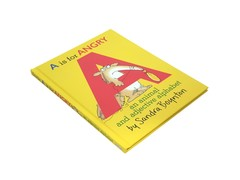 Alphabetical Book - A Is for Angry