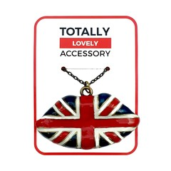 Lovely Accessory (Union Jack)