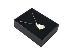 Timeless Stainless Steel Charm With Necklace Chain (Love Pill)