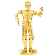Sophisticated Metal Earth Kit (C-3PO)