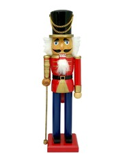 Classic Nutcracker (Mast, Red, 38cm)
