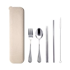 Complete Personal Cutlery Set