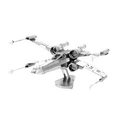 Sophisticated Metal Earth Kit (X-Wing)